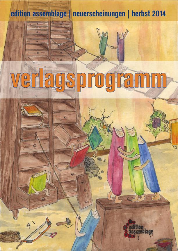 Vorschau Herbst 2014 - edition assemblage