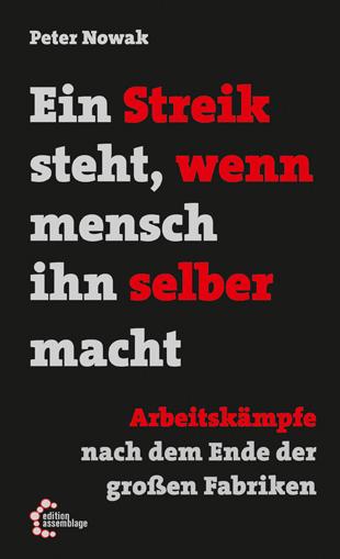Streikbuch, Peter Nowak